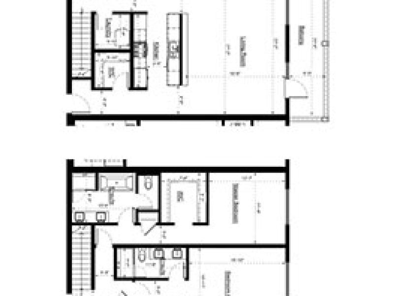 303 Residence at Tamarack Spring Creek Canmore