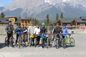 Group MTB Ride 2016